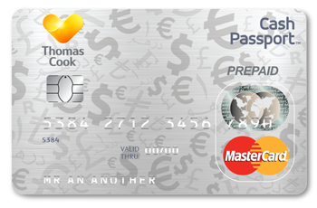 Thomas cook forex card online login